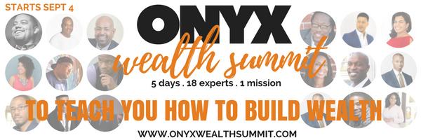 Onyx Wealth Summit