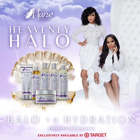The Mane Choice Heavenly Halo Collection