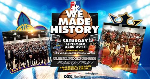 GMGB Basketball League
