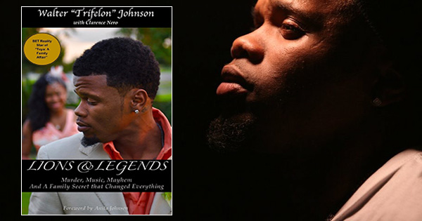 Lions and Legends by Walter Johnson