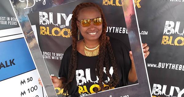 Lynn P Smith, founder of Buy the Block