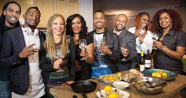 Black chefs to compete on Bringing it to the Table web series
