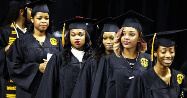 Black women college graduates