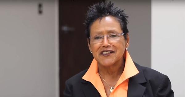 Elaine Brown, former Black Panther leader