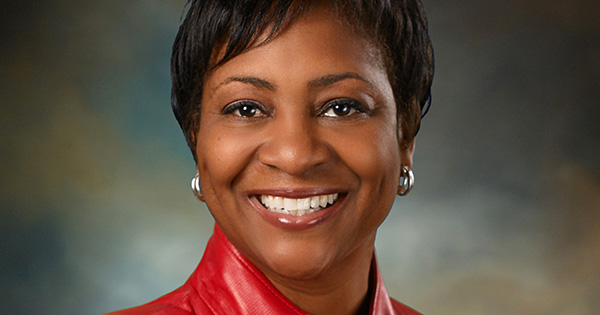 La June Montgomery Tabron, President and CEO of the W.K. Kellogg Foundation