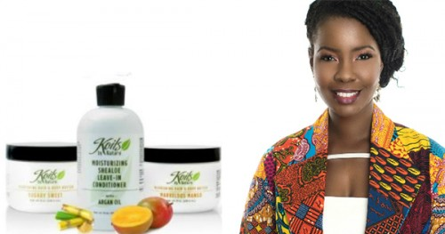 Pamela Booker, founder of Koils By Nature