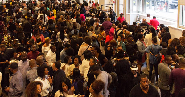 2017 Black-Owned Wine and Spirits Festival