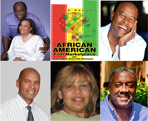 African American Film Marketplace Honorees