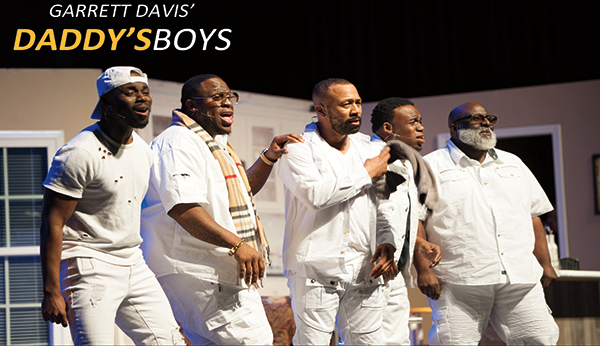 Daddy's Boys Stage Play