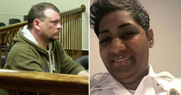 Interim Police Chief Tiffany Tims, and former Officer Joshua Braglin