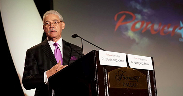 George Fraser, founder of the Power Networking Conference