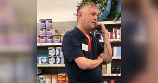 CVS manager calling the police on a Black customer
