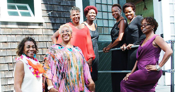 12th Annual Sisters and Friends Getaway in Martha's Vineyard