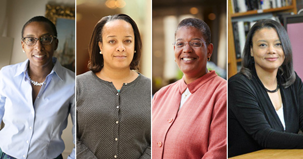 Claudine Gay, Bridget Terry-Long, Michelle A. Williams, and Tomiko Brown-Nagin