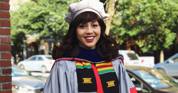 Mareena Robinson Snowden, graduate of Ph.D. in Nuclear Engineering from MIT