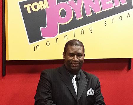 Orrin Hudson featured on the Tom Joyner Morning Show