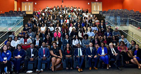 HBCU Pre-Law Summit Group