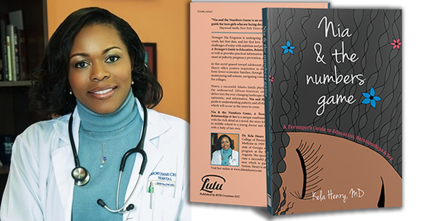 Nia and the Numbers Game by Dr. Kela Henry