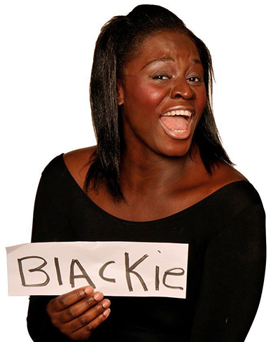 Rashida Strober, the Dark Skin Activist