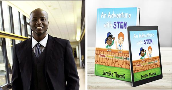 Jermiko Thomas, author of An Adventure With STEM