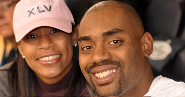 Chris Draft and his wife, Keasha