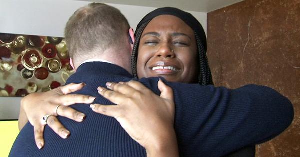 Jasmin Ford, single mom debt paid off