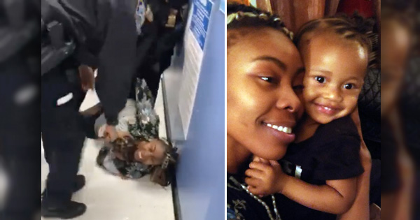 Jazmine Headley, Black mother who was violently arrested, finally reunited with her son