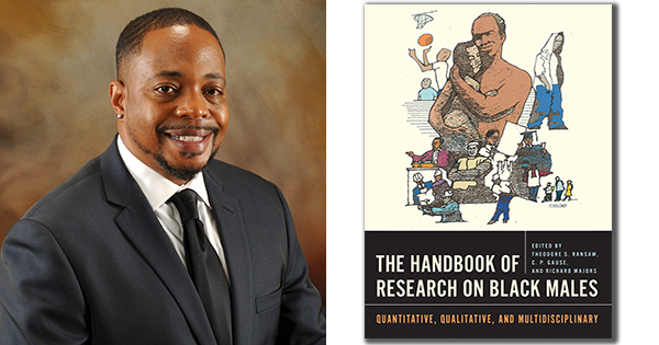 Theodore Ransaw, co-author of the Handbook of Research on Black Males
