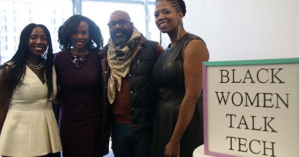 Black women startup founders