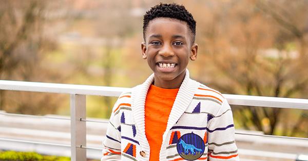 Connor Benjamin Littlejohn, 10-year old author