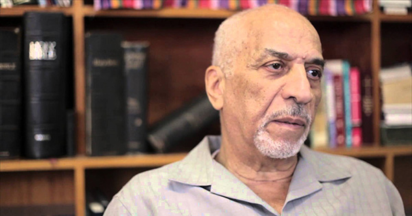 Dr. Claud Anderson, President of the Harvest Institute