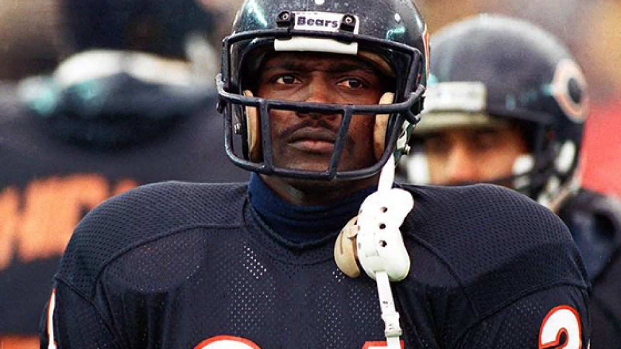 the best attitude ade7b e6673 Walter Payton: The Man Behind the NFL Man of the Year Award