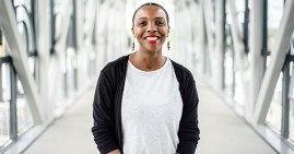 Alicia Tetteh, founder of the ATTUNE app