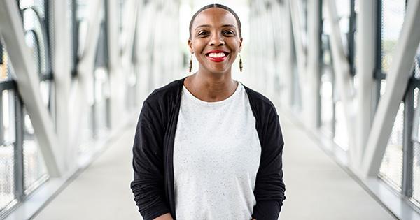 Alicia Tetteh, founder of the ATTUNE app