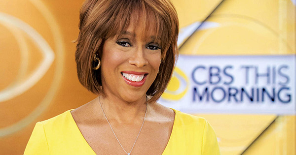 Gayle King, co-host of CBS This Morning