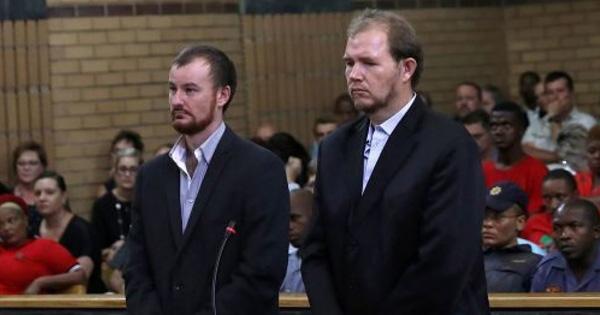 Pieter Doorewaard and Phillip Schutte