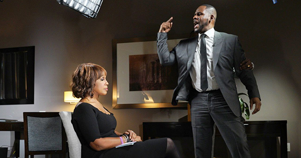 R. Kelly interview with Gayle King on CBS This Morning