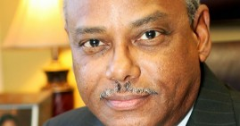 Edwin A. Lombard, President & CEO of Chamber of Black Commerce