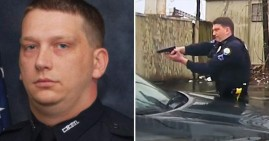 Officer Charles Starks from Arkansas