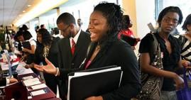 African American job seekers