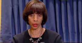 Baltimore Mayor Catherine Pugh