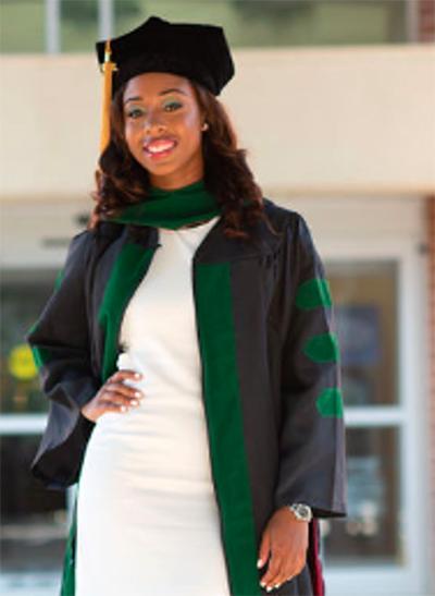 Dr. Ashley Roxanne Peterson