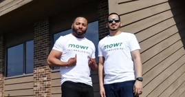 Founders of Mowr Technologies