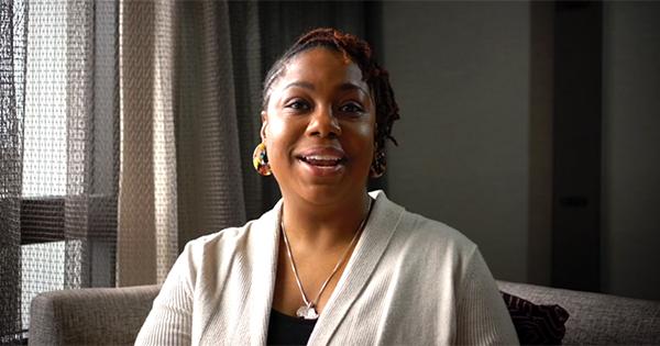 Heather Cummings, founder of CurlKit