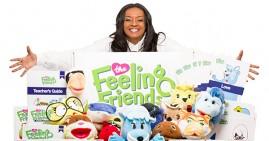 Karen Cuthrell, founder of The Feeling Friends