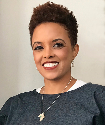 Gina Paige, co-founder and president of African Ancestry