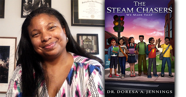 Steam Chasers by Doresa A. Jennings