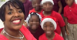 Ava Williams, teacher accused of choking a student