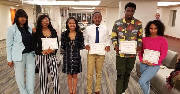 Zollie McClendon Memorial Foundation Scholarship Recipients
