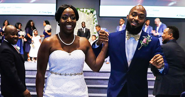 Ashley Hicks, Black bride spent $3K on her wedding
